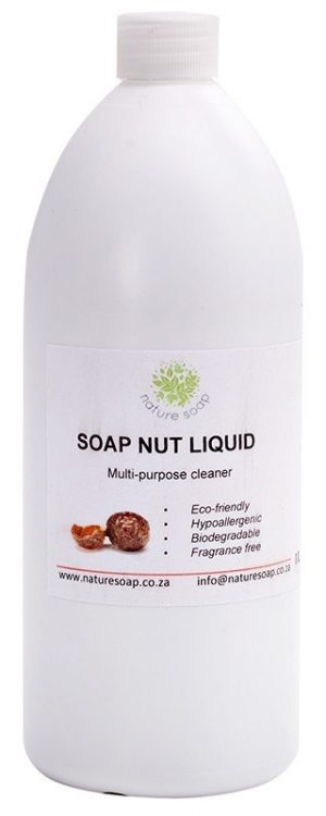 Natural detergent